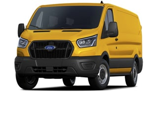 2021 Ford Transit-250 Cargo Van School Bus Yellow