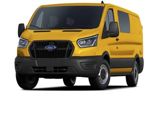 2021 Ford Transit-350 Crew Van School Bus Yellow