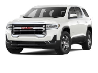 2021 GMC Acadia SUV White Frost Tricoat