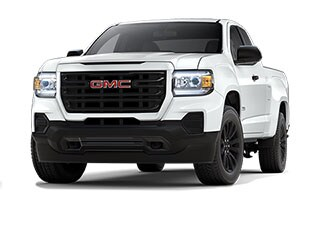 2021 GMC Canyon Truck Summit White