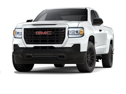 2021 GMC Canyon Elevation Standard Truck Extended Cab