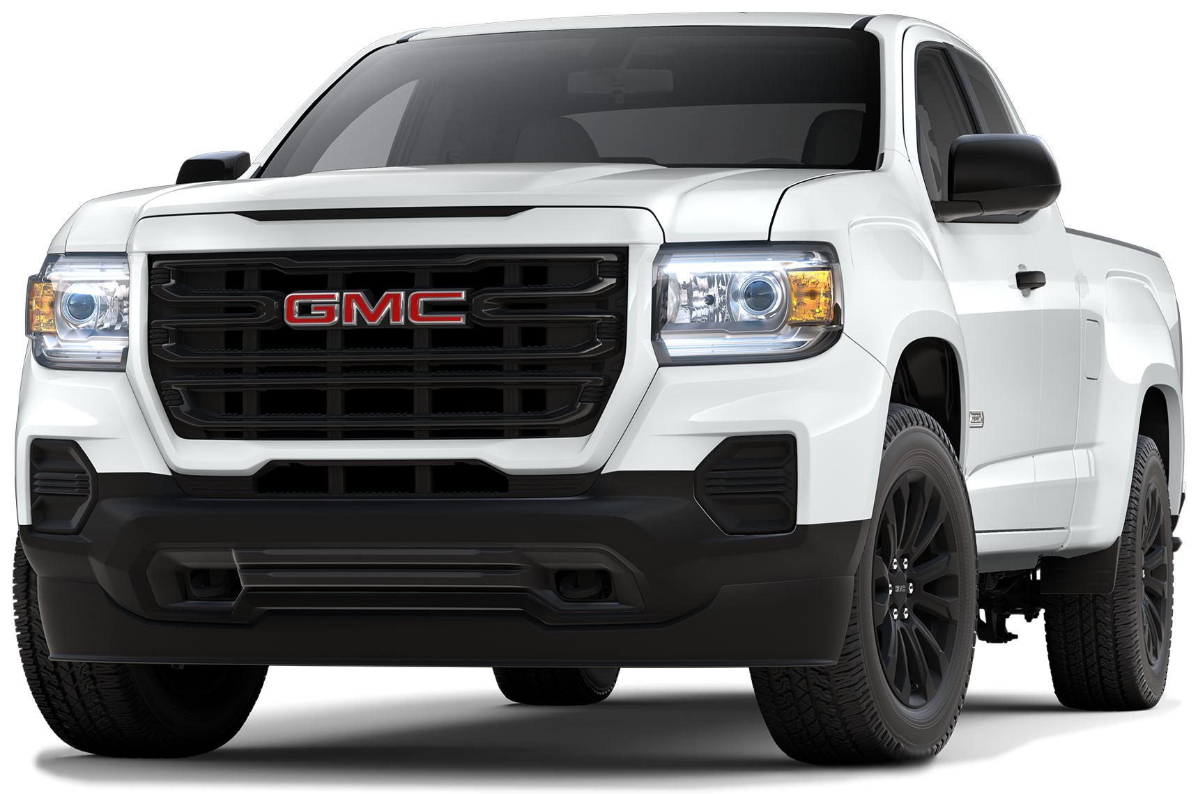 2021 GMC Canyon Truck Elevation