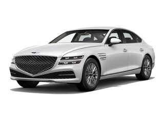 New 2021 Genesis G80 2.5T RWD Sedan for Sale in Conroe, TX, at Genesis of Conroe