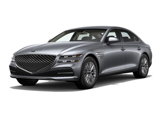 New 2021 Genesis G80 2.5T Sedan Concord, North Carolina