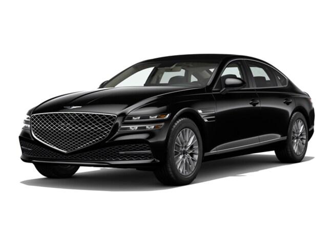 2021 Genesis G80 2.5T Advanced RWD Sedan