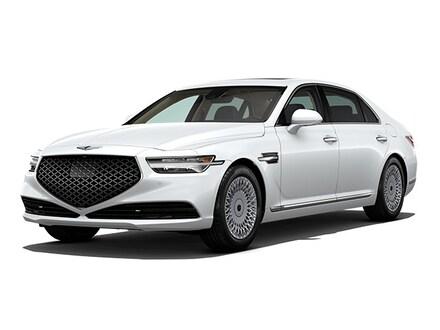 2021 Genesis G90 5.0 Ultimate Sedan