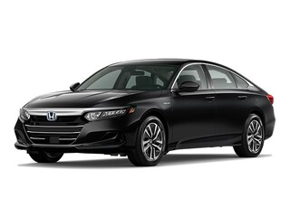 2021 Honda Accord Hybrid 4DR SDN Sedan