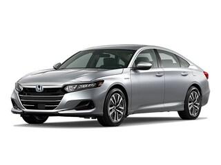 New 2021 Honda Accord Hybrid Base Sedan in San Jose
