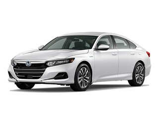 New 2021 Honda Accord Hybrid Base Sedan near Dallas