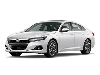 new 2021 Honda Accord Hybrid EX-L Sedan for sale in los angeles