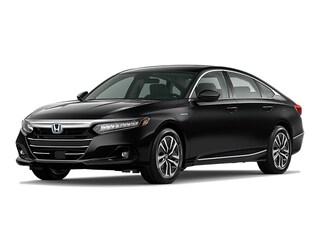 New 2021 Honda Accord Hybrid EX Sedan for sale near you in Boston, MA