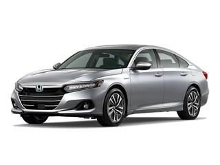New 2021 Honda Accord Hybrid EX Sedan in Concord, CA