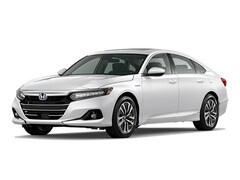 New 2021 Honda Accord Hybrid EX Sedan 1HGCV3F46MA005392 in Bakersfield, CA