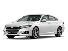 New 2021 Honda Accord Hybrid Touring Sedan 1HGCV3F9XMA005519 in Bakersfield, CA