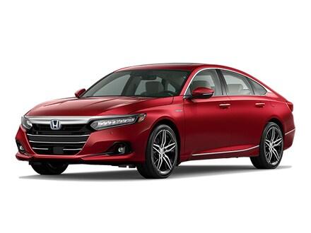 2021 Honda Accord Hybrid Touring Sedan Car