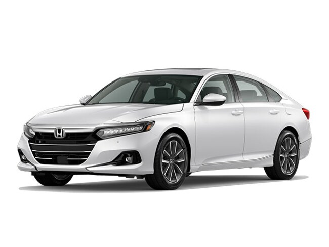 new 2021 Honda Accord EX-L 1.5T Sedan For Sale/lease Medina, OH