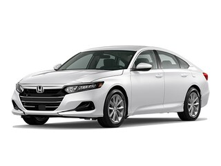 New 2021 Honda Accord LX 1.5T Sedan 1HGCV1F16MA046051 in Port Huron, MI