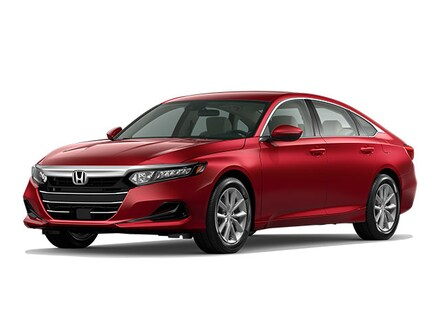 2021 Honda Accord LX 1.5T Sedan continuously variable automatic