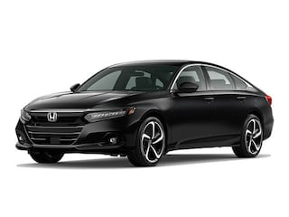 New 2021 Honda Accord Sport 1.5T Sedan for sale near you in Westborough, MA