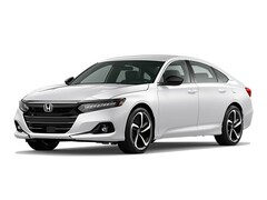 New 2021 Honda Accord Sport 1.5T Sedan 23185 in Limerick, PA