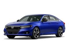 New 2021 Honda Accord Sport 1.5T Sedan For Sale in Bennington, VT