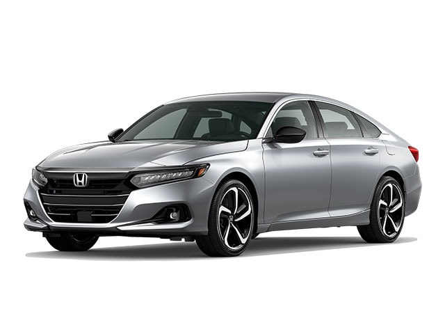 2021 Honda Accord Sedan