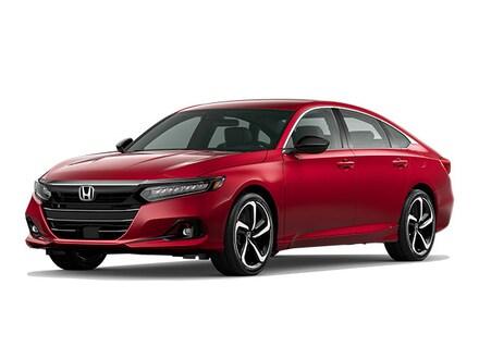 2021 Honda Accord Sport 2.0T Sedan