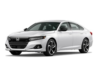 Used 2021 Honda Accord Sport SE 1.5T Sedan San Diego, CA