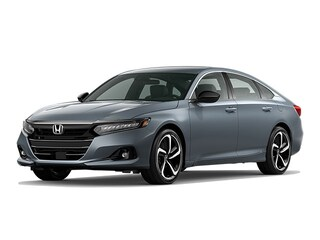 New 2021 Honda Accord Sport SE Sedan for sale near Salt Lake City