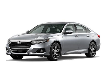 Featured new 2021 Honda Accord Touring 2.0T Sedan for sale near you in Bloomfield Hills, MI