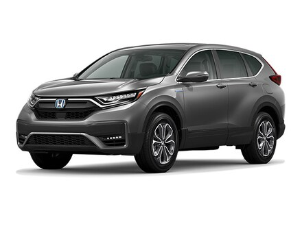 2021 Honda CR-V Hybrid EX-L SUV M38517