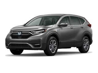 New 2021 Honda CR-V Hybrid EX-L SUV for sale near you in Bloomfield Hills, MI