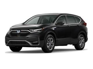 New 2021 Honda CR-V Hybrid EX SUV Medford, OR
