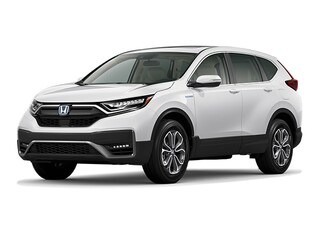 New 2021 Honda CR-V Hybrid EX SUV for sale near you in Burlington MA