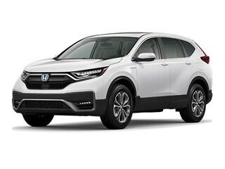 New 2021 Honda CR-V Hybrid EX SUV for sale in Orange County