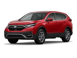 New 2021 Honda CR-V Hybrid EX SUV for sale in Poway