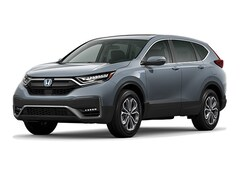 New 2021 Honda CR-V Hybrid EX SUV Medford, OR