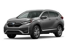 New 2021 Honda CR-V Hybrid Touring SUV 7FART6H97ME002554 in Bakersfield, CA