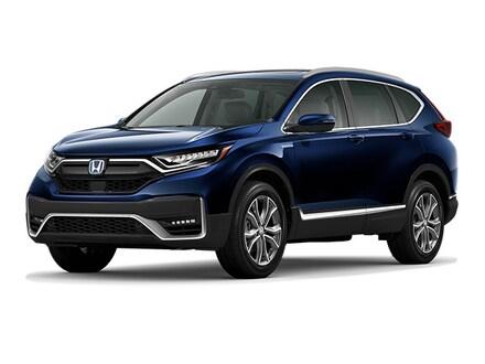 2021 Honda CR-V Hybrid Touring Touring AWD