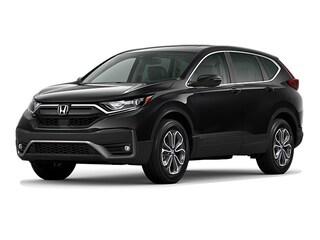 New 2021 Honda CR-V EX-L 2WD SUV in Pensacola