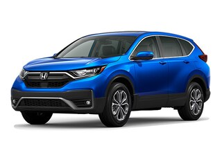 New 2021 Honda CR-V EX-L AWD SUV for Sale in Cockeysville, MD, at Anderson Honda