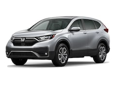 New 2021 Honda CR-V EX-L AWD SUV in Medina, OH