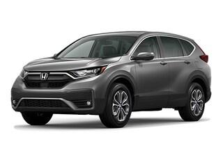 New 2021 Honda CR-V EX-L AWD SUV 5J6RW2H81ML025001 For Sale in Toledo, OH