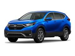 New 2021 Honda CR-V EX AWD SUV 213278 for Sale near Norwalk, CT, at Honda of Westport