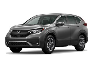 New 2021 Honda CR-V EX AWD SUV 2HKRW2H54MH642909 in Port Huron, MI