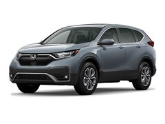 New 2021 Honda CR-V EX AWD SUV for Sale in Westport, CT, at Honda of Westport