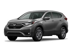New 2021 Honda CR-V EX 2WD Sport Utility for sale near Honolulu