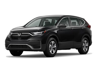 New 2021 Honda CR-V LX AWD SUV for sale near you in Burlington MA