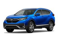 New 2021 Honda CR-V Touring AWD SUV 7FARW2H9XME000023 in Bakersfield, CA
