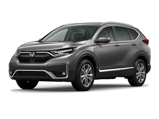 New 2021 Honda CR-V Touring AWD SUV 7FARW2H91ME035405 For Sale in Toledo, OH